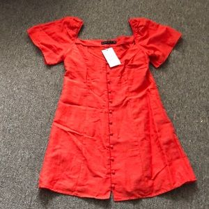 Zara Dress Size Medium - brand new tags still on
